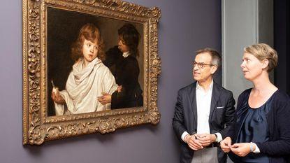 MAS strikt pas ontdekt schilderij Michaelina Wautier