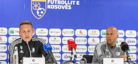 Feyenoord moet in Kosovo vol aan de bak: 'Wij zijn niet in de positie om ploegen te onderschatten'