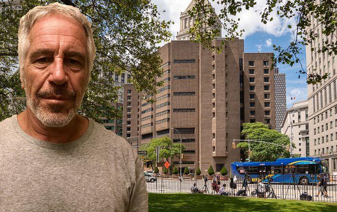 Jeffrey Epstein stapte uit het leven in deze gevangenis in New York.