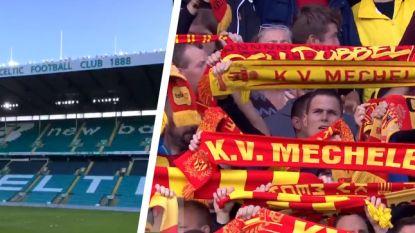 You'll Never Walk Alone: Belgische clubs verenigen met magisch lied, Celtic en Dortmund doen er nog schepje bovenop