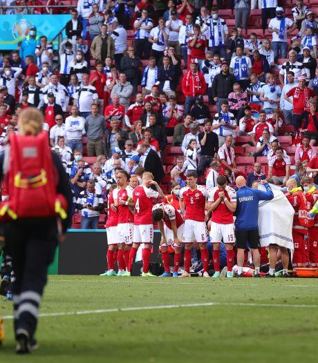 Deense ploegarts verleende Eriksen eerste hulp: 'Plots viel zijn hartslag weg'