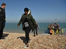 Londres veut refouler en mer les migrants traversant la Manche