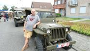 Oorlogsgeschiedenis in militaire voertuigen tijdens Molekenskermis