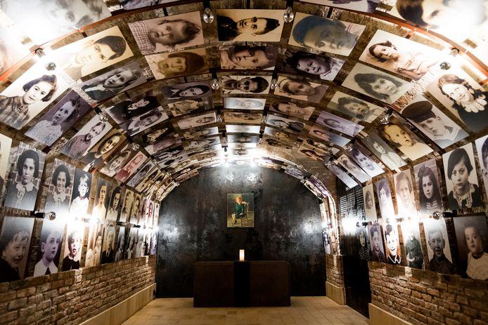 Kazerne Dossin, omgebouwd tot museum