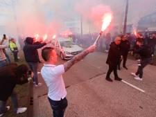 Eindhoven bewijst massaal de laatste eer aan Willy van der Kuijlen, het icoon van PSV