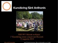Straatsymfonie-orkest Ricciotti brengt Cuba naar Sint Anthonis