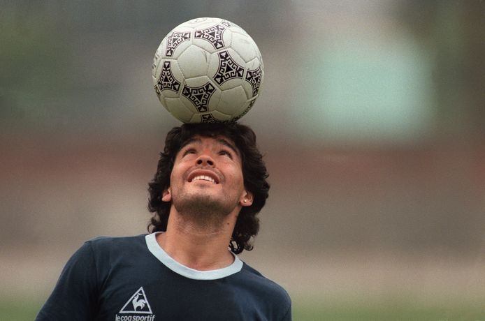 22 mei 1986 tijdens een training in Mexico.