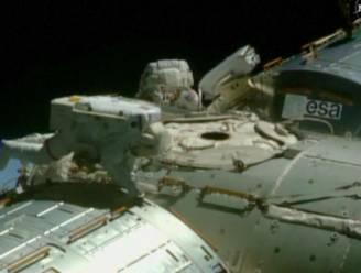 Video: Astronauten in ISS maken uitstapje