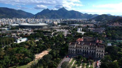 Twaalf grootste natuurhistorische musea ter wereld willen verwoest museum Rio helpen