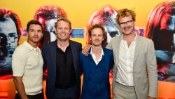 IN BEELD. BV's verzamelen massaal voor première tweede seizoen 'Callboys'