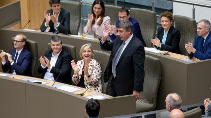 Zo ziet de nieuwe Vlaamse regering eruit