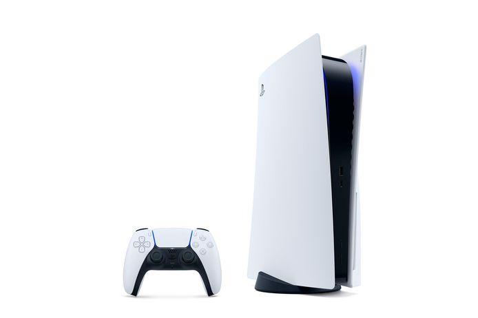 De PS5 en diens controller.