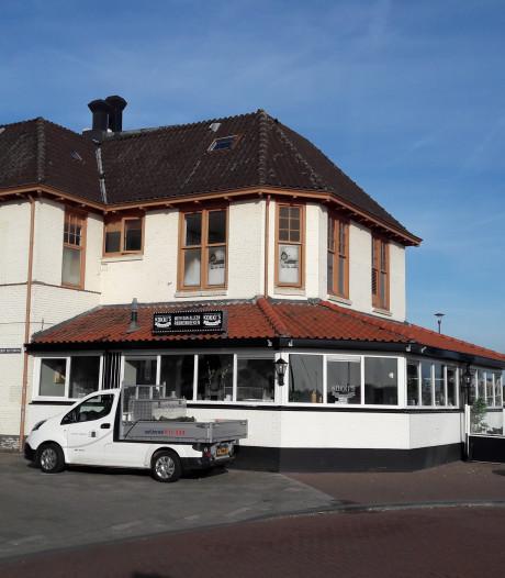 Boulevard Harderwijk gaat de hoek om naar Havendam