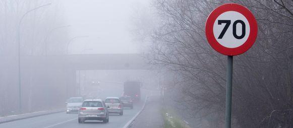 De minimumsnelheid op de snelweg is op dit moment 70 kilometer per uur.
