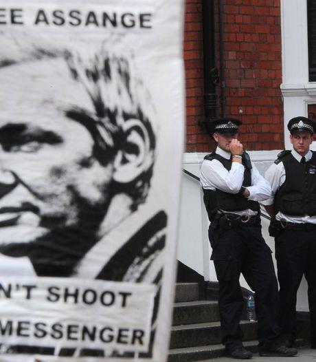WikiLeaks discret sur l'apparition d'Assange dimanche