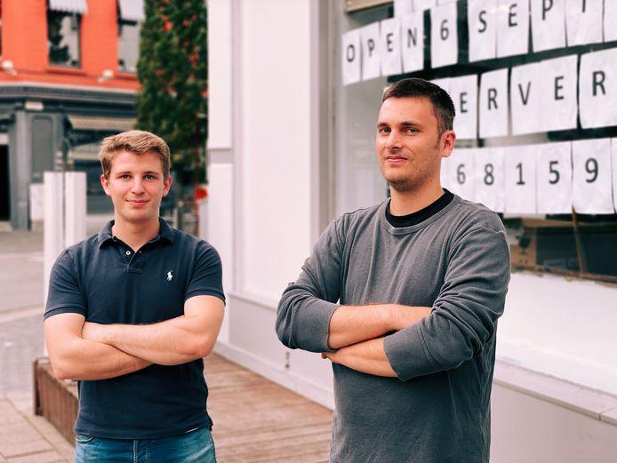 Nicolas Pyck en Sam Wyckhuys