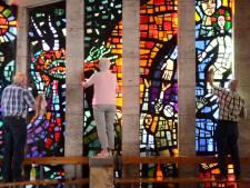 Na poetsbeurt is de kapel van OLV ter Nood klaar voor 4 en 5 mei