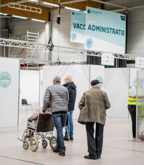 Le rythme de vaccination bat un record: plus de 100.000 doses administrées jeudi dernier