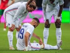 """La présence de Benzema face à l'Allemagne """"pas remise en cause"""""""