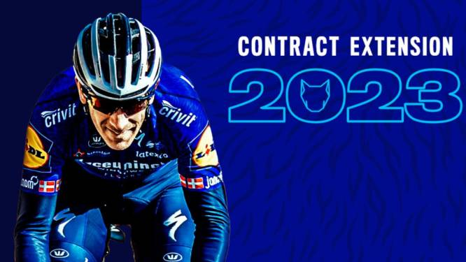 Koers Kort. Lead-out Mørkøv volgt Bennett niet en blijft tot eind 2023 bij Deceuninck-Quick.Step - Weer geen ZLM Tour