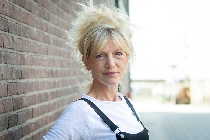 """Johanna ter Steege. """"Ze gaf Twente veel om trots op te zijn"""", aldus de jury."""