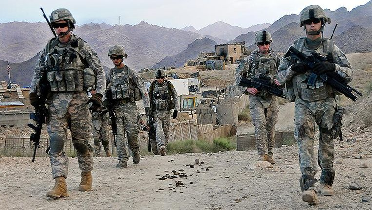 null Beeld US Army