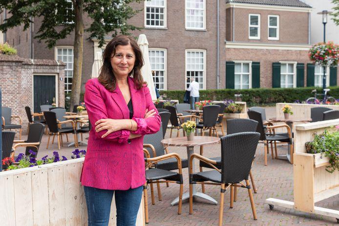 Wethouder Fatma Koser Kaya (D66, economie/cultuur/onderwijs)
