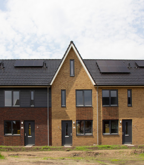 Sociale huurwoningen opgeleverd in Veenendaal-Oost