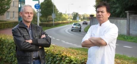 Afsluiting Doesburgsedijk in Dieren verder weg dan ooit: 'Rheden kan niet onder de afsluiting uit'