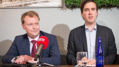 Christophe Peeters aangeduid als waarnemend voorzitter Open Vld Gent: mag huishoudlijk reglement herschrijven