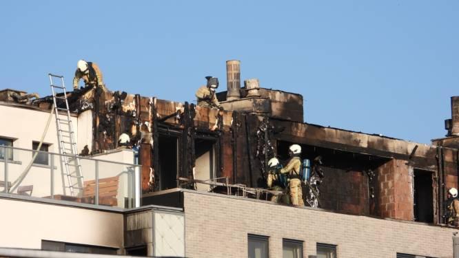 Dertigtal bewoners kan nog steeds niet naar huis na inferno in Blankenberge