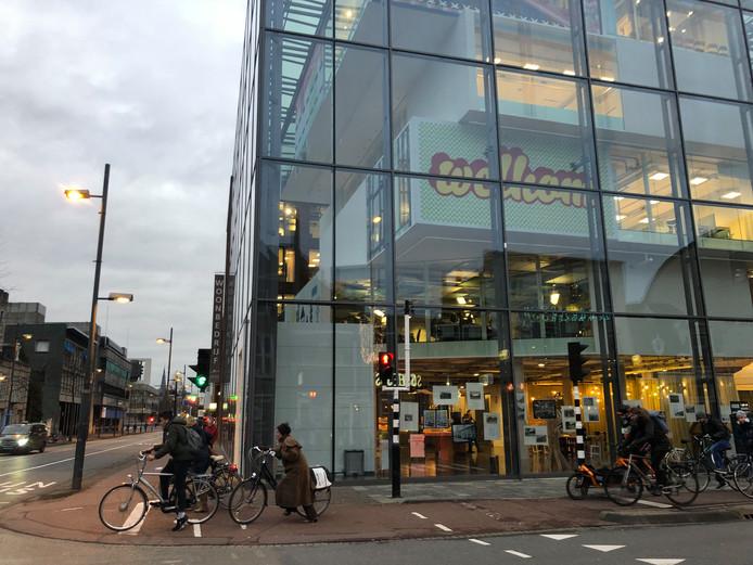 Het kantoor van woningcorporatie Woonbedrijf aan de Wal in Eindhoven.