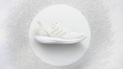 Adidas maakt nieuwe schoen die volledig gerycled kan worden