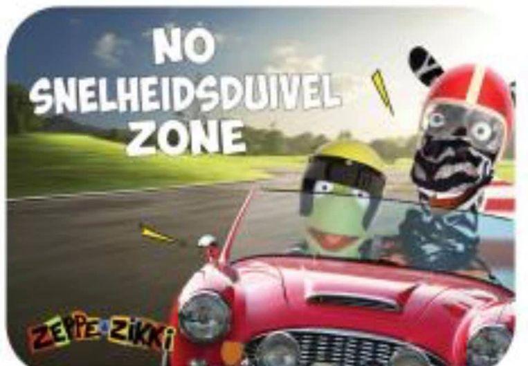 Zeppe & Zikki zullen te zien zijn aan de scholen van Glabbeek.