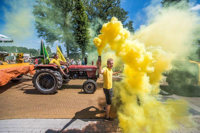 Het hoogtepunt van het zomerfeest in Haarlo, de optocht, wordt geschrapt vanwege de strengere regels in Berkelland.