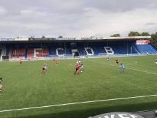 FC Den Bosch komt ook tegen De Treffers aan z'n treffers
