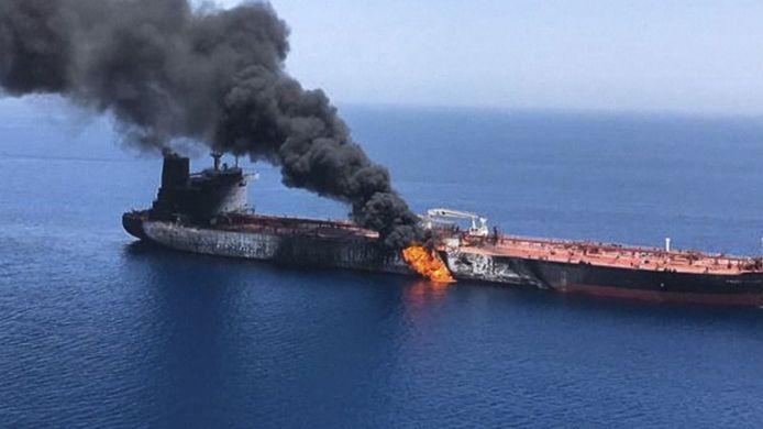 Olietanker Golf van Oman