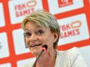 Ellen van Langen is onder meer verantwoordelijk voor de samenstelling van het deelnemersveld van de FBK Games in Hengelo.