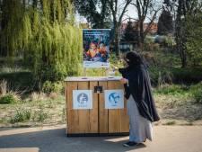 """Rivierenhof lanceert nieuwe campagne tegen zwerfvuil: """"In #onzenhof mag afval niet meespelen"""""""