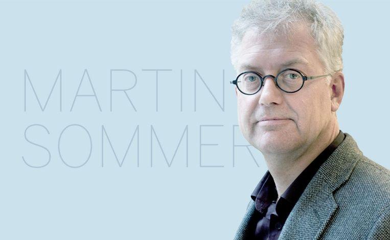 Martin Sommers Beeld RV