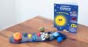 Le kit créatif Pandacraft occupera les enfants et laissera un peu de répit aux parents.