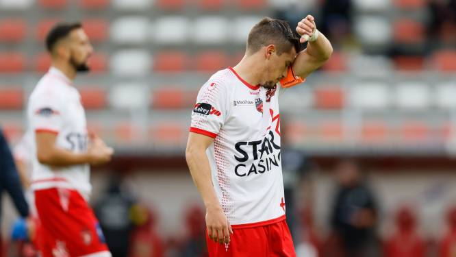 20 spelers positief bij Moeskroen: match tegen STVV wordt uitgesteld