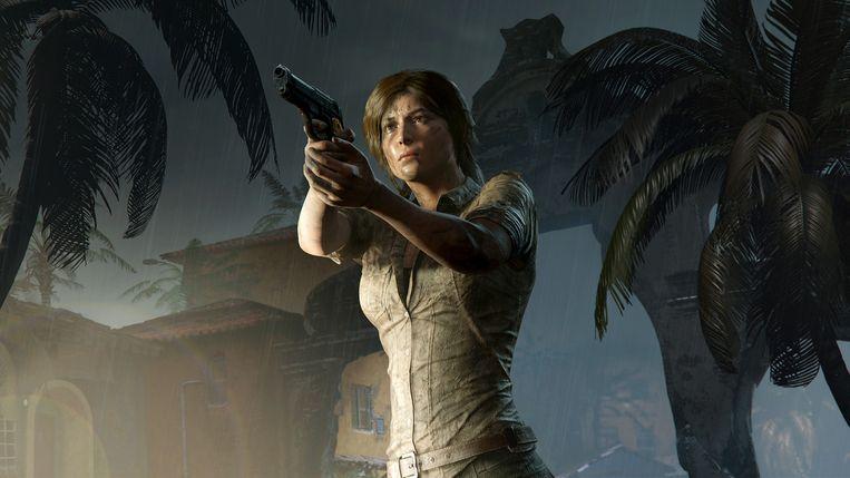 De Canadese studio achter 'Shadow of the Tomb Raider' waakt over de diversiteit in de aanwerving van zijn ontwikkelaars. Maar dat is nog niet overal zo. Beeld Square Enix