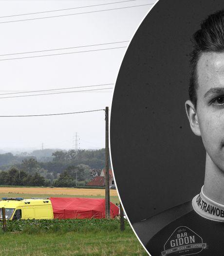 Belgische wielrenner De Vriendt (20) overlijdt in oefenkoers Wortegem-Petegem