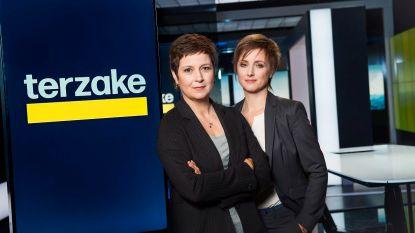 Kathleen Cools en Annelies Beck uitzonderlijk samen in de studio
