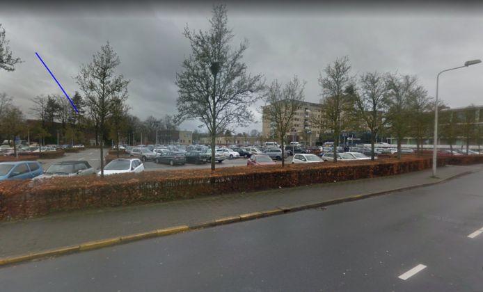 Het parkeerterrein van het Twee-Steden Ziekenhuis is als eerste in beeld voor een transferium.