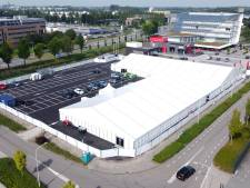 Daarom staat er een grote tent in Gorinchem-Oost: GGD opent een nieuwe priklocatie