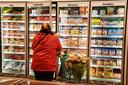 De snackkeuze in de supermarkt is reuze