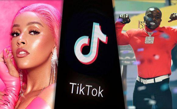 TikTok lijkt tegenwoordig een kweekvijver van muzikale hits te zijn geworden.