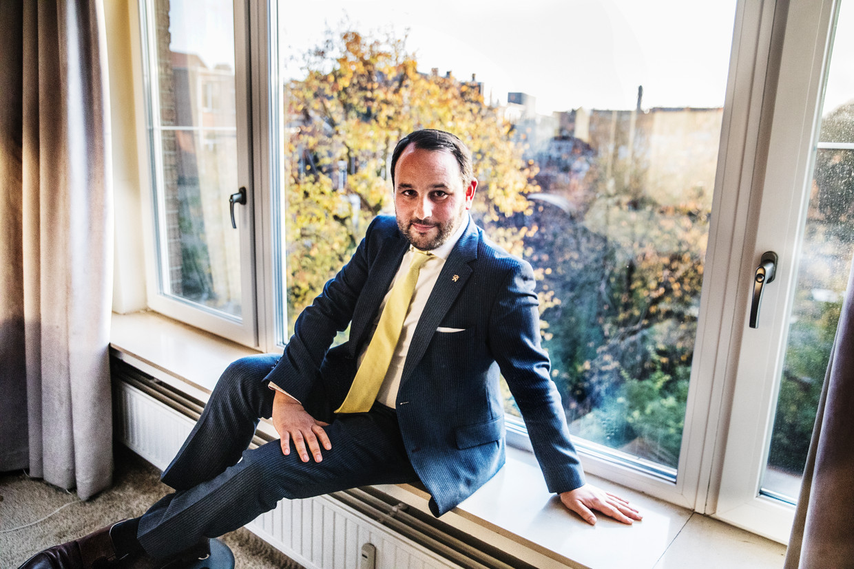 Michael Freilich. Beeld Aurélie Geurts